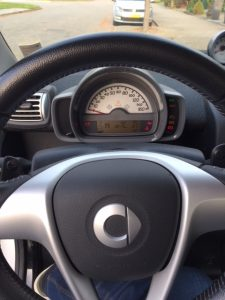 Smart Fortwo Coupe Autoveiling
