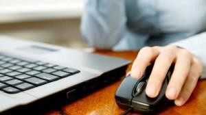 online taxatie van auto via laptop