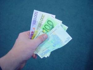 hoeveel euros