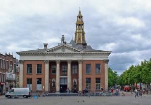 Korenbeurs te Groningen