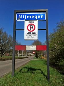 Bord Nijmegen