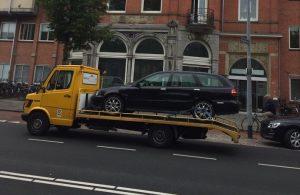 auto ophaalservice Groningen