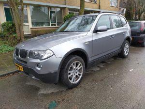 Mijn BMW X3 Verkopen